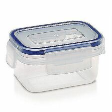 Addis Clip and Close Rectangular 180ml Food House Microwave Safe Airtight Sealed