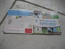 pochette du jeu wii   wii sports