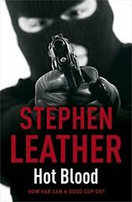 Hot Blood (The 4th Spider Shepherd Thriller) (Th. by Stephen Leather Paperback