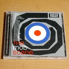Various Artists - The Mod Scene 1998 ENGLAND CD MINT #Z04