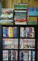 10 Random Shonen Manga Random Grab Bag, English