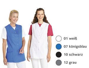 Leiber Hosenkasack ohne Arm Damen Damenkasack Kittel Putzkittel Arbeitskittel