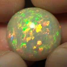 28.20 ct Eye Of Gaia !! Finest Ethiopian Opal Ever Layed Eyes Upon (See Video)