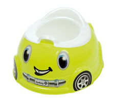 Safety 1st Fast & Finished Car Potty Baby Toddler Potty Training Seat Lime New