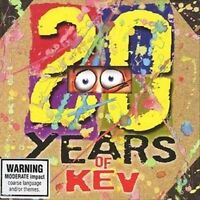 KEVIN BLOODY WILSON 20 Years Of Kev 2CD BRAND NEW Best Of Australian Comedy