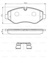 Bremsbelagsatz, Scheibenbremse für Bremsanlage Vorderachse BOSCH 0 986 494 582