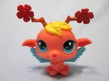 Littlest Pet Shop LPS Majestic Masquerade Fairy Orange #2832 100% Authentic
