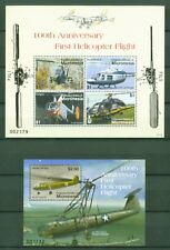 Mikronesien Micronesia 2007 - Hubschrauber - Helicopter - 1844-47 + Block 172