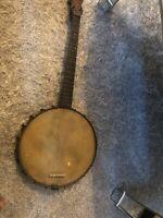 Antique Pre 1925  Stella Banjo USA