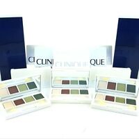 CLINIQUE All About Eye Shadow Quad~05 On Safari~Multiple quantities