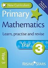 New Curriculum Primary Maths Learn Practise and Revise Year 3 (RS Pr... NEW BOOK