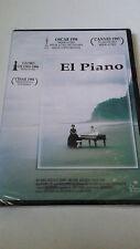 """DVD """"EL PIANO"""" PRECINTADO SEALED JANE CAMPION HOLLY HUNTER HARVEY KEITEL ANNA PA"""