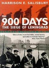 The 900 Days: The Siege of Leningrad (Pan Grand Strategy Series),Harrison E. Sa
