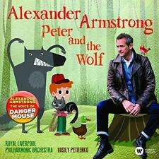Alexander Armstrong - Peter And The Wolf (NEW CD)