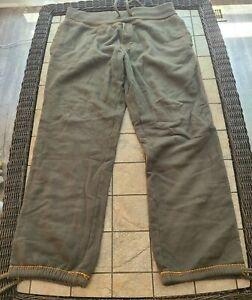 True Religion Men's Jogger Sweatpants -Green size S