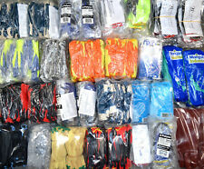 Huge Quantity Wholesale Joblot of New Work Gloves over 300 Pairs, Mixed. Lot 39