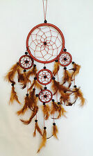 New Dreamcatcher, Brown with black beads, comes in another 4 new colours