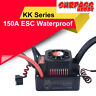 SURPASS HOBBY KK 150A ESC Waterproof Controller for RC Car 1/8 Brushless Motor