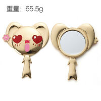 Free Shipping Cardcaptor Sakura Cute Tiger Handheld Cosmetic Mirror Makeup Tool
