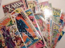 Marvel Comics The Uncanny X-Men Copper Age 200 -293 Dozens to Choose [CHOICE]