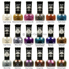 "6 KLEANCOLOR 3D Nail Lacquer (polish) "" Pick Your 6 Color ""   *Joy's cosmetics*"