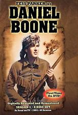 Daniel Boone - Season One DVD, Veronica Cartwright, Patricia Blair, Darby Hinton