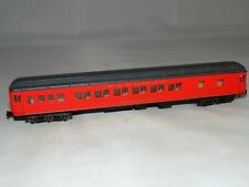"""N Scale Rivarossi Pullman """"Father Marquette"""" Coach Car - Out of Cardinal Set"""