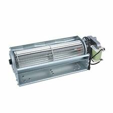 75 CFM Blower Cross-Flow Squirrel Cage Fan Electrical Fireplace Gas Wood Coal