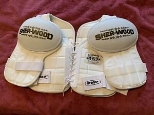 Sher-Wood 5030 PMP Ice Hockey Shoulder Pad - Vintage Classic - Adult Large New