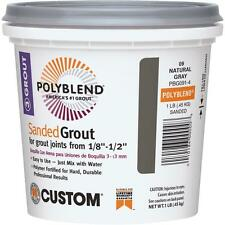 Can Polyblend Grout Be Used For Crafts