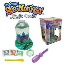 Neu Original Sea Monkeys Magisch Schloss