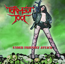 Torment Tool - Under Friendly Attack / CD (2012) Thrash Metal