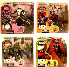 10th Anniversary Spawn 4 Figure Set McFarlane Toys Image Comics 2002