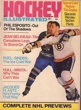Hockey Illustrated Magazine November 1969 Phil Esposito 102317nonjhe