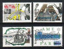 Nederland NVPH 1694-97 Ontdekkingsreizen 1996 Postfris