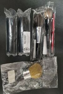 bareminerals Makeup Brush Set Lot of 6
