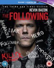 NEW The Following Season 3 Blu-Ray