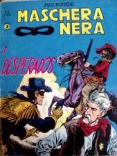 Maschera NERA n°5 1977 ed. Corno  [G.228]