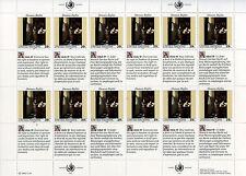 ONUNY608 - NAZIONI UNITE - NEW YORK - MINIFOGLI # 608/609 - 1992 - (MNH / **)