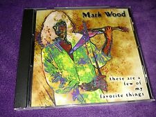 MARK WOOD cd THESE ARE A FEW OF MY FAVORITE THINGS free US shipping