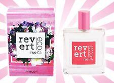 NEW 2017 revert eco by rue21 Perfume Fragrance Spray Women Girls RUE 21 1.7 OZ