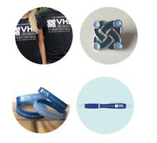 VHL (von Hippel Lindau Disease) Charity Cotton T-Shirt - SUPPORTER BUNDLE