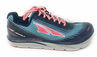 Altra Torin 3.0 Women's Road Running Shoe, Blue/Coral, 9.5 B US Used