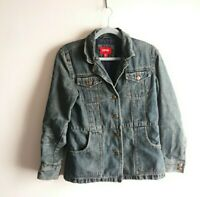 Esprit Lined Blue Denim Jacket / S