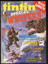 SUPER TINTIN N°5. SPECIAL WESTERN. LOMBARD 1979.