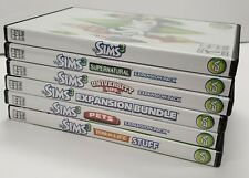 Sims 3 Game Lot - Pets - Supernatural - University - Town L- World - Generations