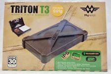 New My Weigh Triton T3 Digital Pocket Scale 400g x 0.01g Free Shipping