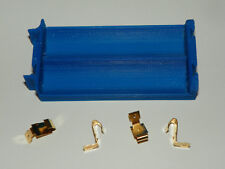 Blue Color 3D printed 1590B 1590G Dual 18650 Battery Holder for Hammond Box
