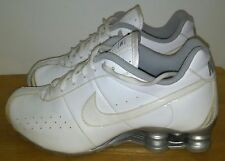 Youth's Nike SHOX CLASSIC II (GS) White / Silver 309643-110. Size 6Y