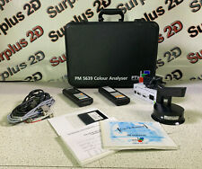 Dk-Audio Philips PM-5639 Color Analyser System